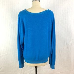 Wildfox Tops - NWOT Wildfox grocery list sweatshirt jumper